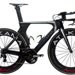 "COMPLETE BIKE ""STC in carbon ""Triathlon"""